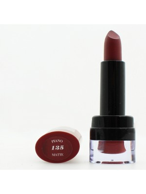London Girl Long Lasting Matte Lipstick - 135 Piano