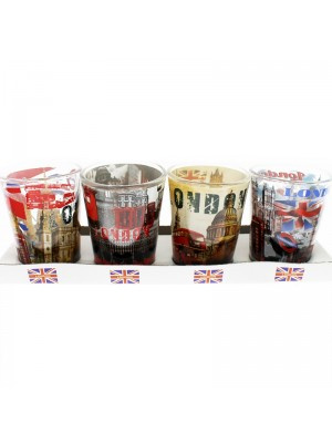 London Shot Glasses