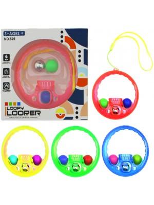 Wholesale Loppy Lopper Flow Stress Relief Large Fidget Toy - Assorted Colours