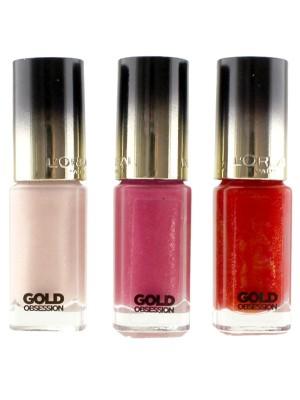 Wholesale L'Oreal Color Riche Nail Polish - Assorted Colours (5ml)