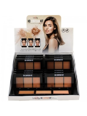 Wholesale Love Shy HD Contour Kit - Medium