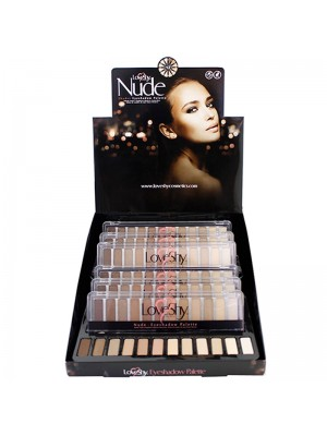 Wholesale Love Shy Nude Shades Eyeshadow Palette