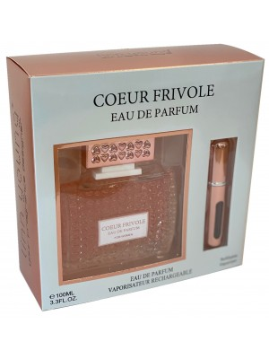 Wholesale Linn Young Ladies Gift Set - Coeur Frivole 100ml