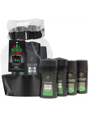 Wholesale Lynx Africa Travel Collection Gift Set