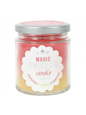Magic Unicorn Candle