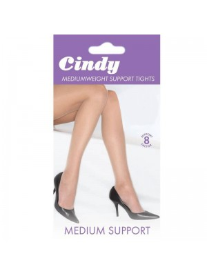 Cindy's Medium Weight Support Tights - Medium (1pp)