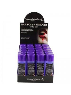 Wholesale Viven Kondor Nail Polish Remover - Extra Fast (125ml)