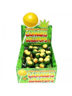 Wholesale Lollipops - Bubblegum x Mango Haze