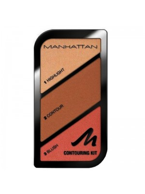 Wholesale Manhattan Contouring Kit - 002 Summer In Barbados