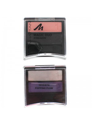 Manhattan Eyeshadow Magic Duo Assorted Shades