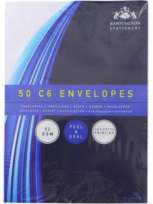 Wholesale Peel & Seal Envelopes (Pack of 50) - C6 White