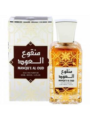 Manqu'e Al Oud Eau De Parfum - 100ml