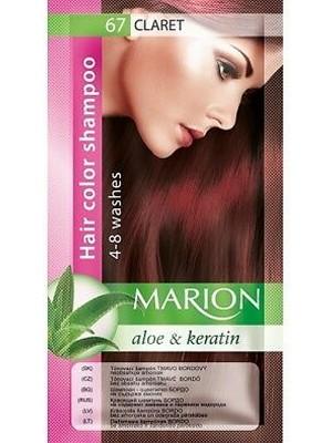 Wholesale Marion Aloe & keratin Hair Colour Shampoo