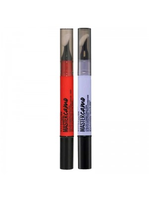 Maybelline MasterCamo Colour Correcting Pen - Red and Lilac (Assorted)