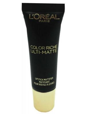 Wholesale Loreal Paris Color Riche Ulti-Matte Lipstick Mattifier-11ml
