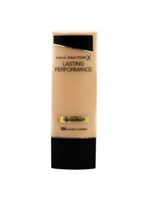Wholesale Max Factor Lasting Performance Foundation - 104 Warm Almond