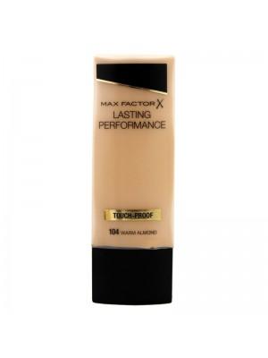 Wholesale Max Factor Lasting Performance Foundation - 104 Warm Almond
