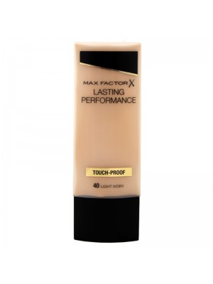 Wholesale Max Factor Lasting Performance Foundation - 40 Light Ivory