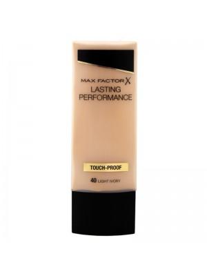 Wholesale Max Factor Lasting Performance Foundation - 40 Light Ivory