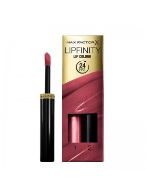 Wholesale Max Factor Lipfinity 24 hours Lip Colour - 330 Essential Burgundy