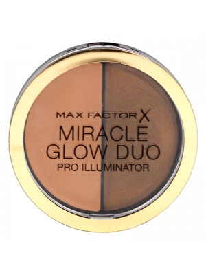 Wholesale Max Factor Miracle Glow Duo Pro Illuminator - 30 Deep