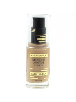Max Factor Miracle Match Foundation - 80 Bronze