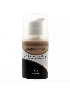 Max Factor Colour Adapt Foundation - 50 Porcelain