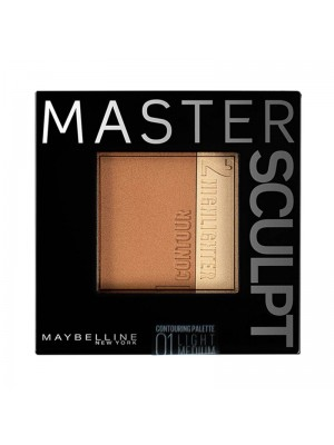 Wholesale Maybelline Master Sculpt Contouring Palette - 01 Light