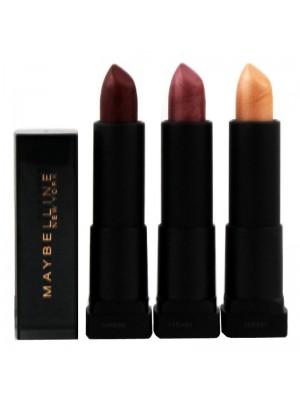 Wholesale Maybelline Color Sensational Matte Metallic Lipstick - Assorted