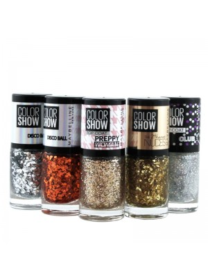 Wholesale Maybelline Color Show Nail Varnish - Assorted