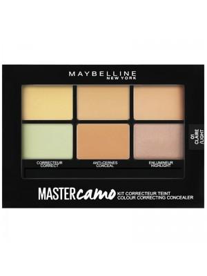 Wholesale Maybelline Master Camo Correcting Concealer Pallete - 01 Light