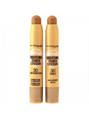 Wholesale Maybelline Dream Brightening Creamy Concealer - Assorted