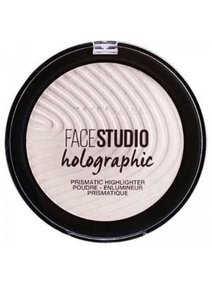 Wholesale Maybelline Face Studio Holographic Prismatic Highlighter - Opal Flips Blue