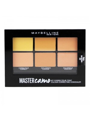 Wholesale Maybelline Master Camo Colour Corrector Concealer Kit - 02 Medium