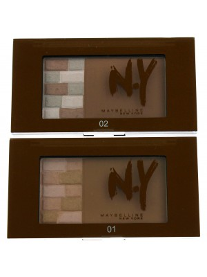 Maybelline Facestudio Bricks Bronzer - Assorted