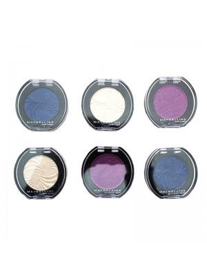 Maybelline Individual Eyeshadows - 6 Pieces