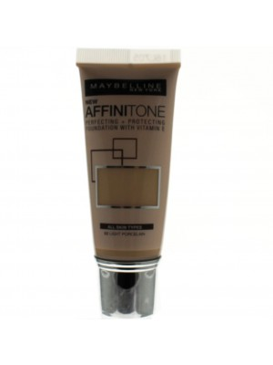 Maybelline Newyork Affinitone Foundation - Light Porcelain