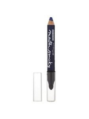 Maybelline Master Smoky Shadow Pencil - Smoky Navy