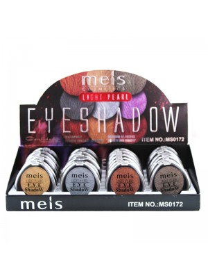 Wholesale Mels Light Pearl Eyeshadow - Assorted Colours