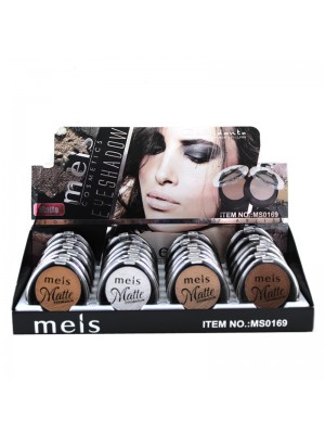 Wholesale Mels Matte Eyeshadow - Assorted Colours