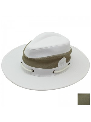 Men's Aussie Style Hat - Assorted Colours & Sizes