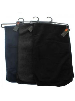 Mens Fleece Scarves - Assorted Colours