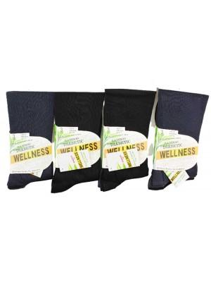 Mens Bamboo Diabetic Non-Elastic Socks