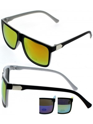 Mens Wayfarer Sunglasses - Assorted Colours