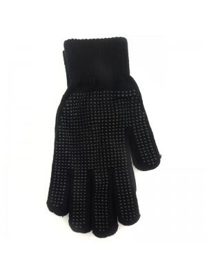 Mens Magic Gripper Gloves - Black