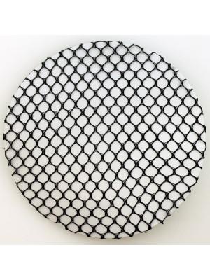Mesh Bun Net (Black)