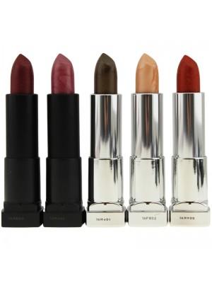 Wholesale Maybelline Color Sensational Metallic Lipsticks - Assorted Colours