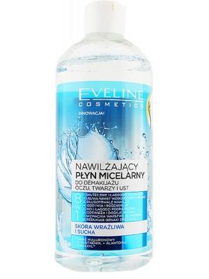 Eveline 8 in 1 Moisturising Micellar Water - 400ml