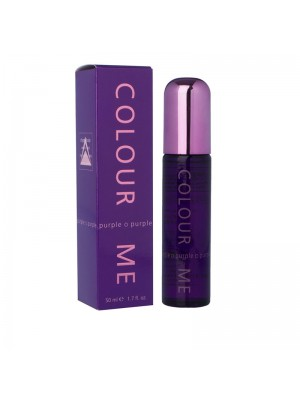 Wholesale Milton Lloyd Ladies Perfume - Colour Me Purple