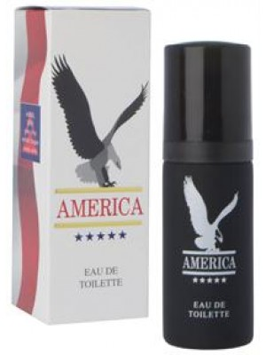 Milton Lloyd Men's Perfume - America (50ml EDT)